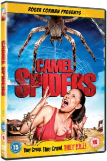 Camel Spiders, DVD  DVD