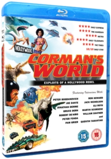Corman's World - Exploits of a Hollywood Rebel, Blu-ray  BluRay