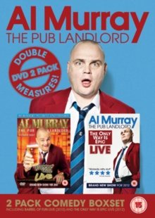 Al Murray - The Pub Landlord: Live - 1 and 2, DVD  DVD