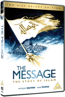 The Message, DVD DVD