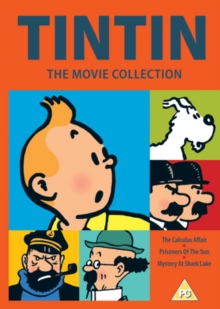 The Adventures of Tintin: Movie Collection, DVD DVD