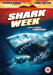 Shark Week, DVD  DVD