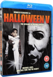 Halloween 5 - The Revenge of Michael Myers, Blu-ray  BluRay