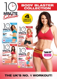10 Minute Solution: The Body Blaster Collection, DVD  DVD