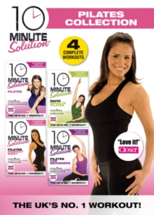 10 Minute Solution: The Pilates Collection, DVD  DVD