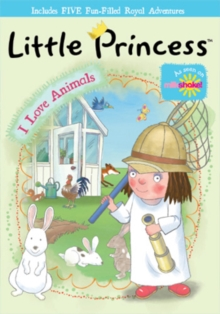 Little Princess: I Love Animals, DVD  DVD