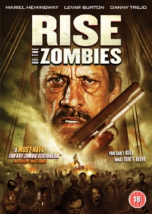 Rise of the Zombies, DVD  DVD
