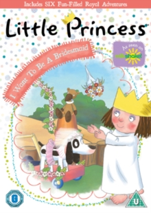 Little Princess: I Want to Be a Bridesmaid, DVD  DVD