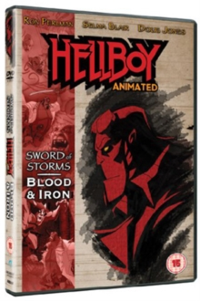 Hellboy - Animated: Sword of Storms/Blood and Iron, DVD  DVD