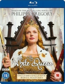 The White Queen: The Complete Series, Blu-ray BluRay