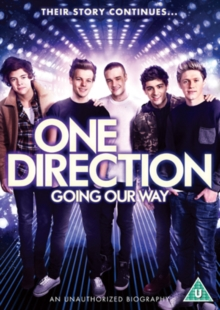 One Direction: Going Our Way, DVD  DVD