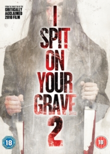 I Spit On Your Grave 2, DVD  DVD