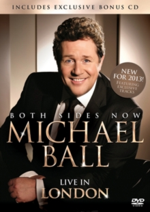 Michael Ball: Both Sides Now - Live in London, DVD  DVD