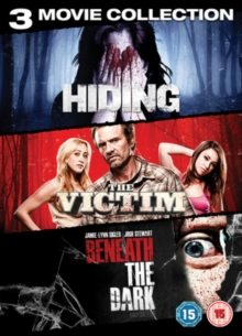 Hiding/The Victim/Beneath the Dark, DVD  DVD
