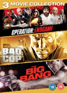 Big Bang/Bad Cop/Operation Endgame, DVD  DVD