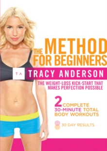 Tracy Anderson: The Method for Beginners, DVD  DVD