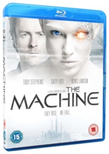 The Machine, Blu-ray BluRay