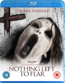 Nothing Left to Fear, Blu-ray  BluRay