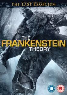The Frankenstein Theory, DVD DVD