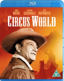 Circus World, Blu-ray  BluRay