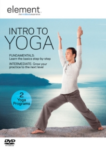 Element: Intro to Yoga, DVD  DVD