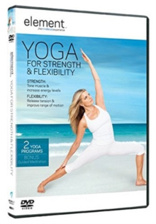 Element: Yoga for Strength and Flexibility, DVD  DVD