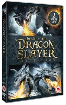 Dawn of the Dragonslayer 1 and 2, DVD  DVD
