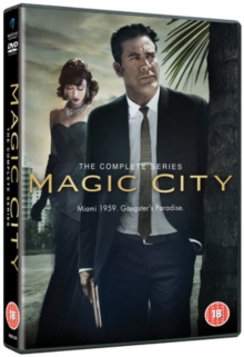 Magic City: Complete Collection, DVD  DVD