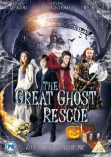 The Great Ghost Rescue, DVD DVD