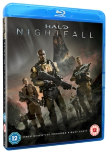 Halo: Nightfall, Blu-ray  BluRay