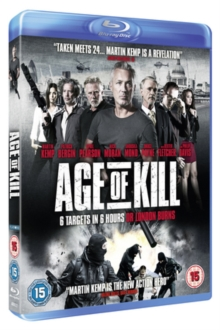 Age of Kill, Blu-ray  BluRay