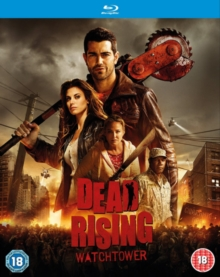 Dead Rising: Watchtower, Blu-ray  BluRay