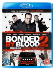 Bonded By Blood 2 - The Next Generation, Blu-ray BluRay
