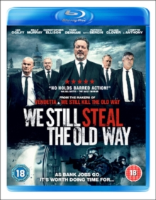 We Still Steal the Old Way, Blu-ray BluRay