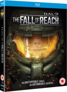 Halo: The Fall of Reach, Blu-ray  BluRay