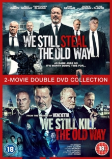 We Still Kill the Old Way/We Still Steal the Old Way, DVD DVD