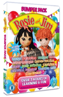 Rosie and Jim Bumper Pack 1, DVD DVD
