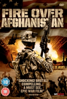 Fire Over Afghanistan, DVD  DVD