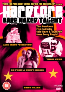 Bare Naked Talent, DVD  DVD