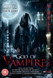 God of Vampires, DVD  DVD