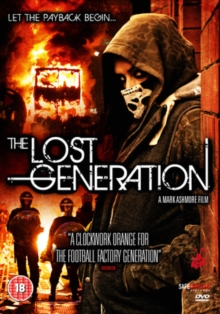 The Lost Generation, DVD DVD