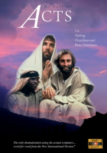 The Book of Acts, DVD DVD