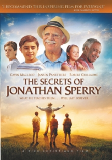 The Secrets of Jonathan Sperry, DVD DVD