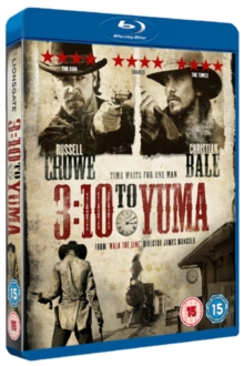3:10 to Yuma, Blu-ray  BluRay
