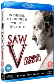Saw V, Blu-ray  BluRay