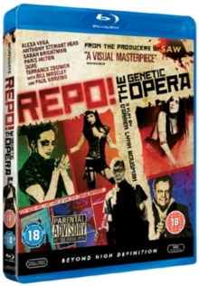 Repo! The Genetic Opera, Blu-ray  BluRay