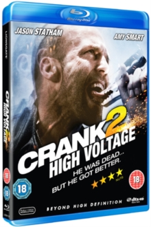 Crank 2 - High Voltage, Blu-ray  BluRay