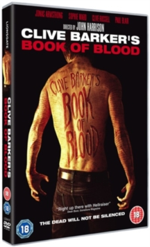 Clive Barker's Book of Blood, DVD  DVD