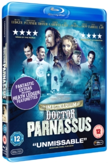 The Imaginarium of Doctor Parnassus, Blu-ray BluRay