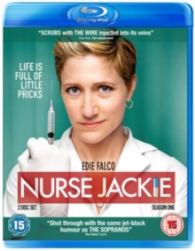 Nurse Jackie: Season 1, Blu-ray  BluRay